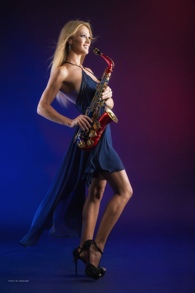 saxofonista para fiestas privadas