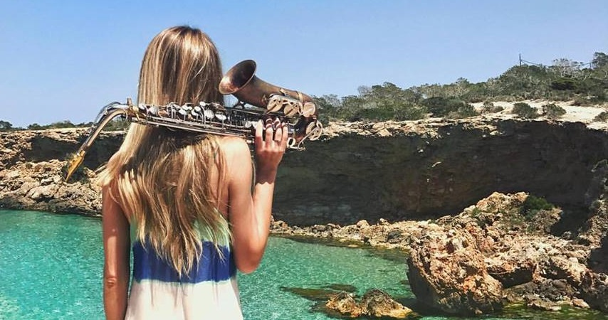 atardeceres en Ibiza