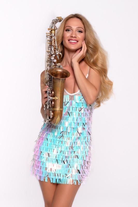 Anastasia Mcqueen Saxophonist